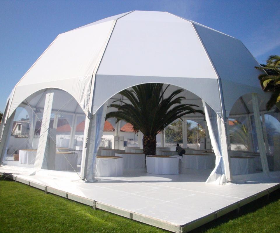 2-Tenda Iglo 15 m